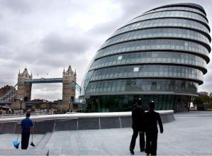 Nuevo edificio del Ayuntamiento de Londres