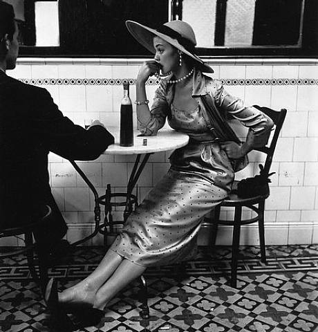Irving Penn (café en Lima)
