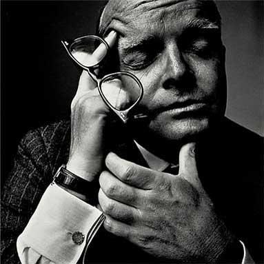 Irving Penn (Truman Capote)