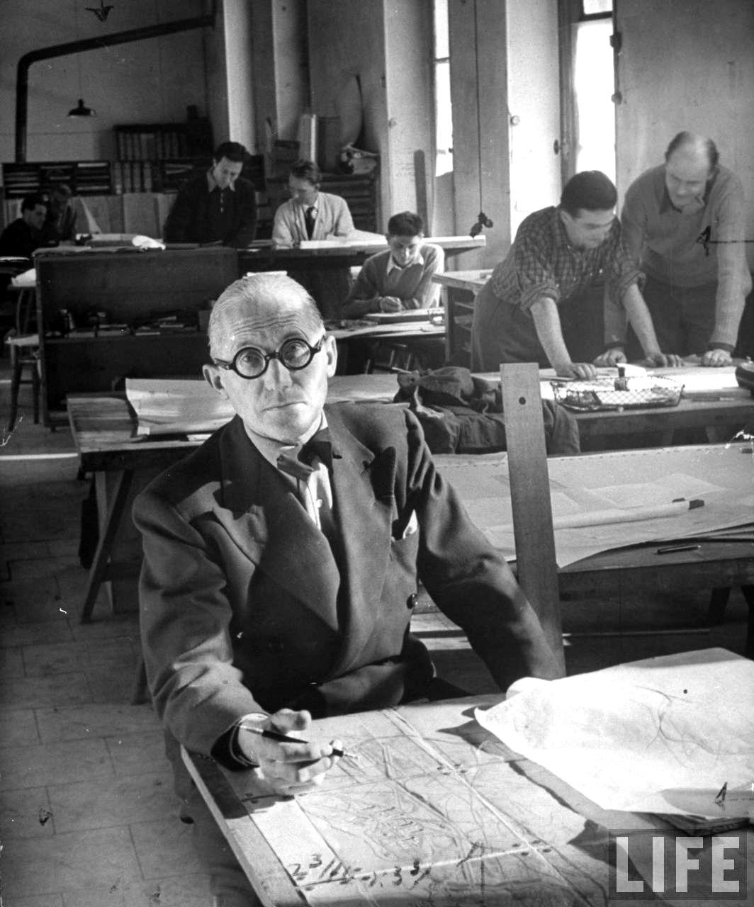 Le Corbusier El Tornillo Que Te Falta