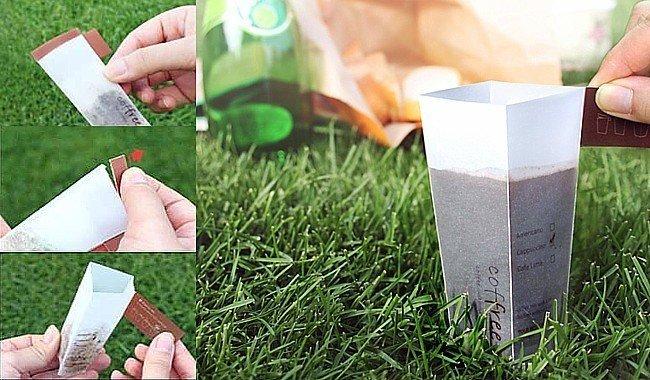 envase ecologicos: