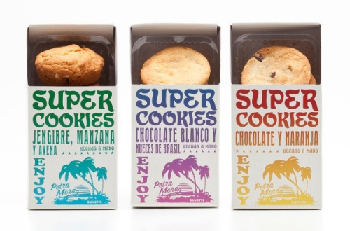 SUPER COOKIES DE PETRA MORA