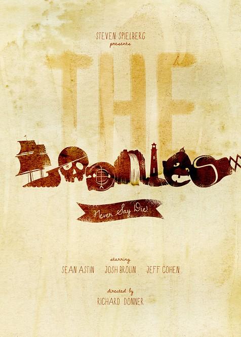 THE GOONIES (1)