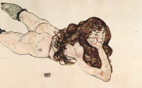 Egon Schiele 01