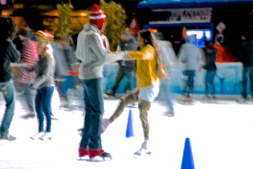 17-Patinadores en Bryant Park - LOW