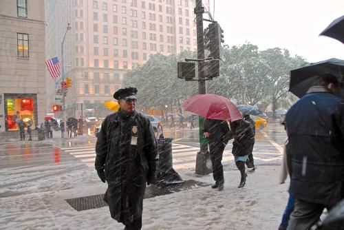 9- Nieve en la 5ª Avenida - LOW