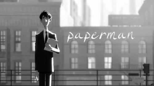 El tornillo que te falta - Paperman (1)
