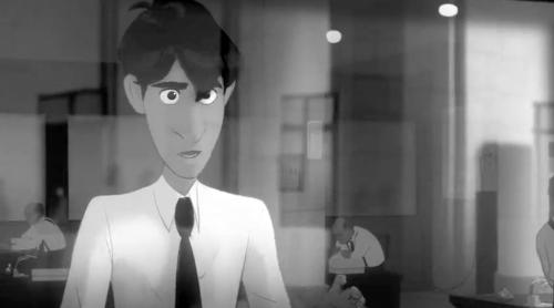 El tornillo que te falta - Paperman (3)