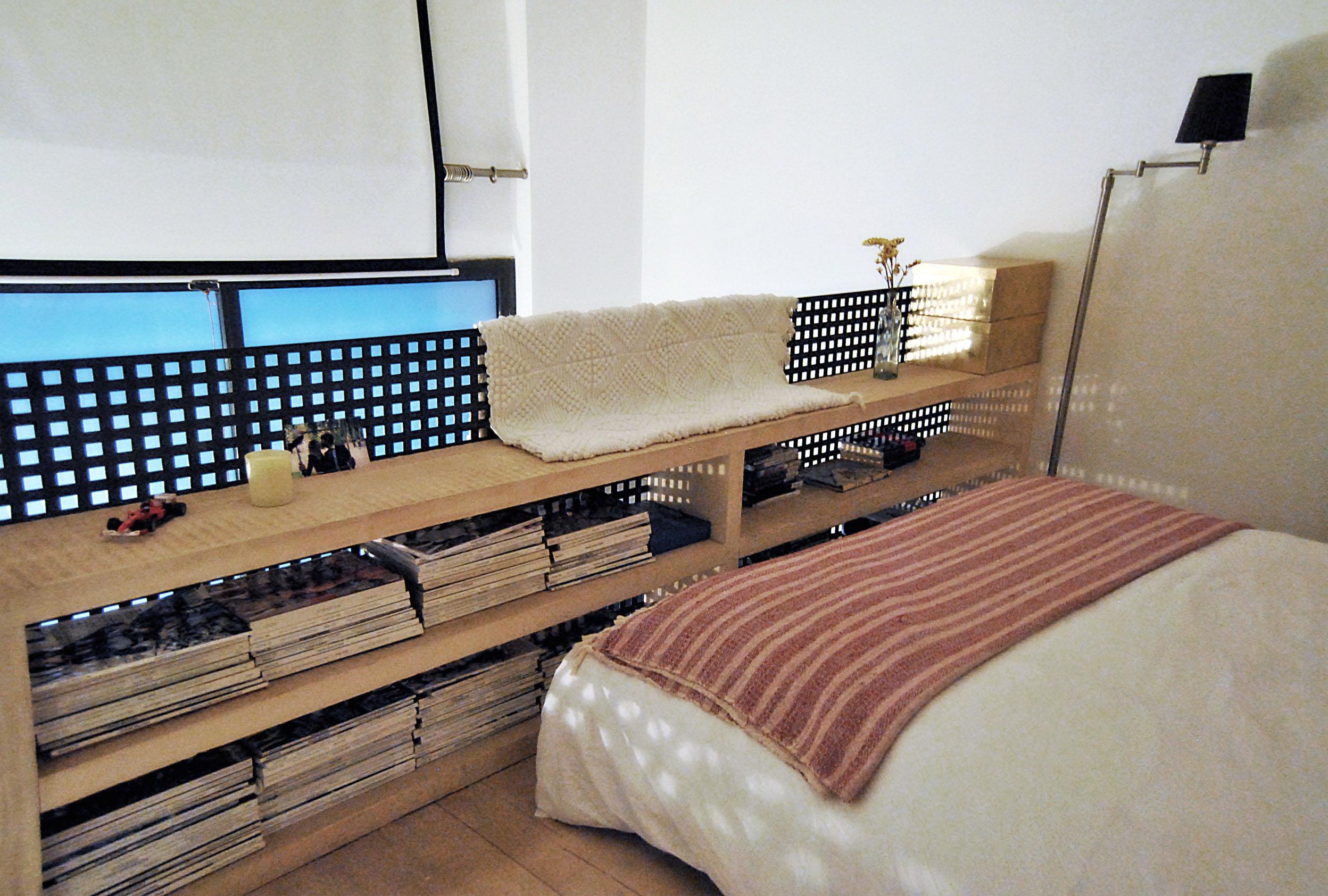 Loft en barcelona de estilo industrial y vintage el for Muebles industrial loft