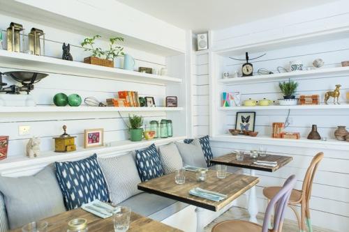 Hally's Café en Londres (2)
