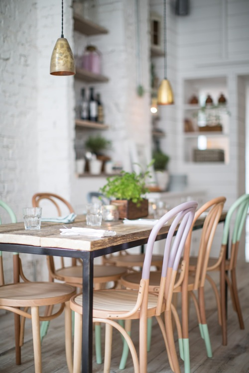 Hally's Café en Londres (3)