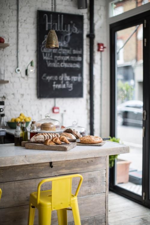 Hally's Café en Londres (8)