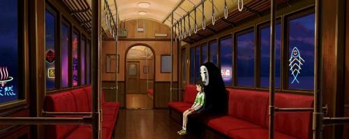 Hayao Miyazaki - Chihiro (2)