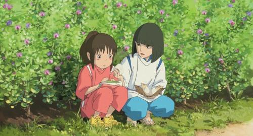 Hayao Miyazaki - Chihiro (4)
