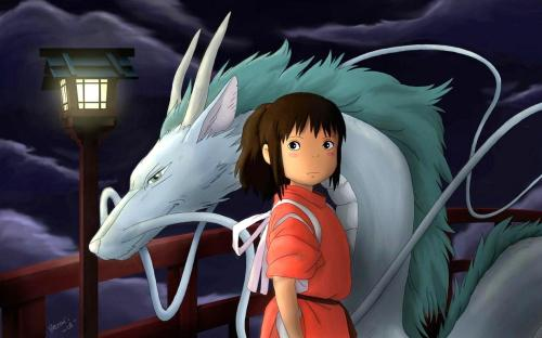 Hayao Miyazaki - Chihiro (5)