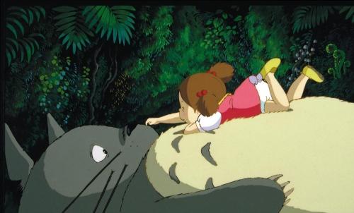 Hayao Miyazaki - Totoro (1)