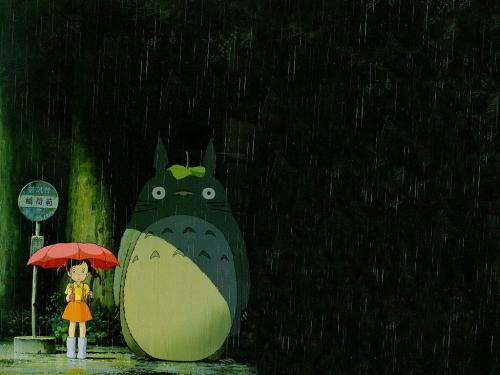 Hayao Miyazaki - Totoro (2)