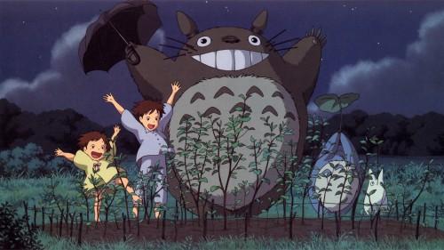 Hayao Miyazaki - Totoro (3)