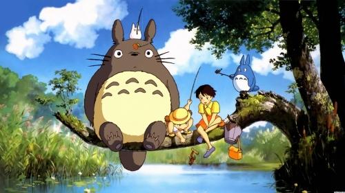Hayao Miyazaki - Totoro (4)