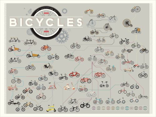 The Evolution of Bicycles (2)