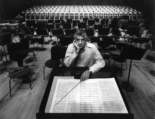 ARNOLD NEWMAN -  Bernsteinr