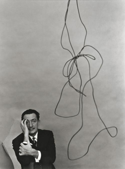 Surrealist Salvador Dali', New York, 1951