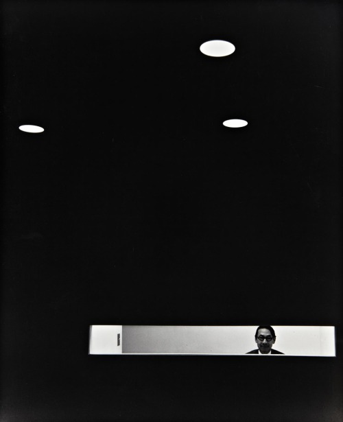 ARNOLD NEWMAN - Pei 1967