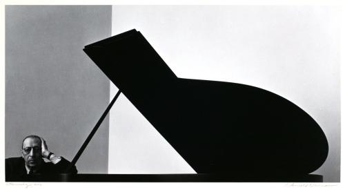 ARNOLD NEWMAN - Stravinsky