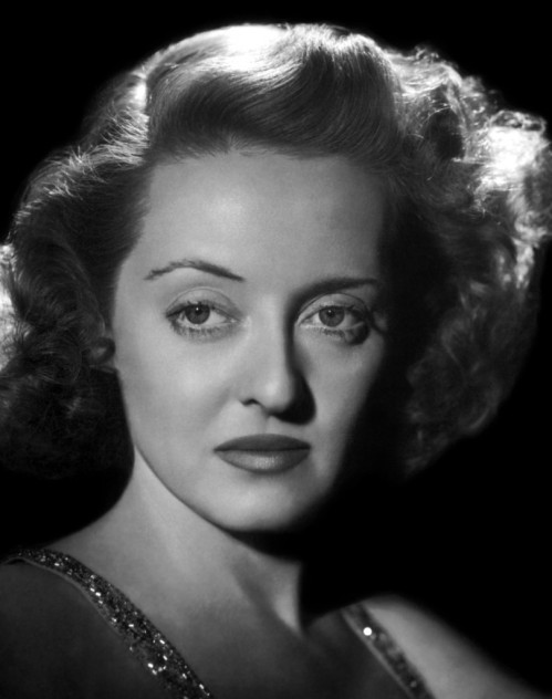 George Hurrell - Bette Davis