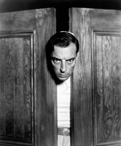 George Hurrell - Buster Keaton