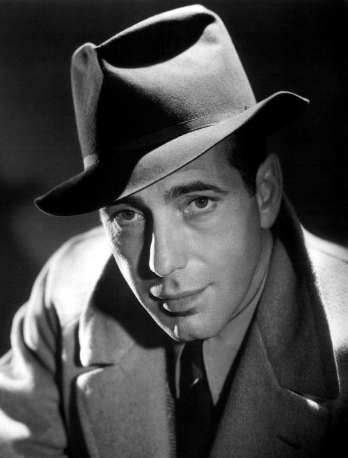 Humphrey Bogart - by George Hurrell c1938-39