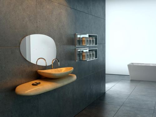Lavabo River Stone - diseñado por DSIGNIO (2)