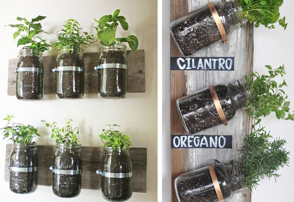 Decoracion Terrazas Pequenas Departamentos ~ Tambi?n se puede aprovechar el espacio para poner plantas arom?ticas