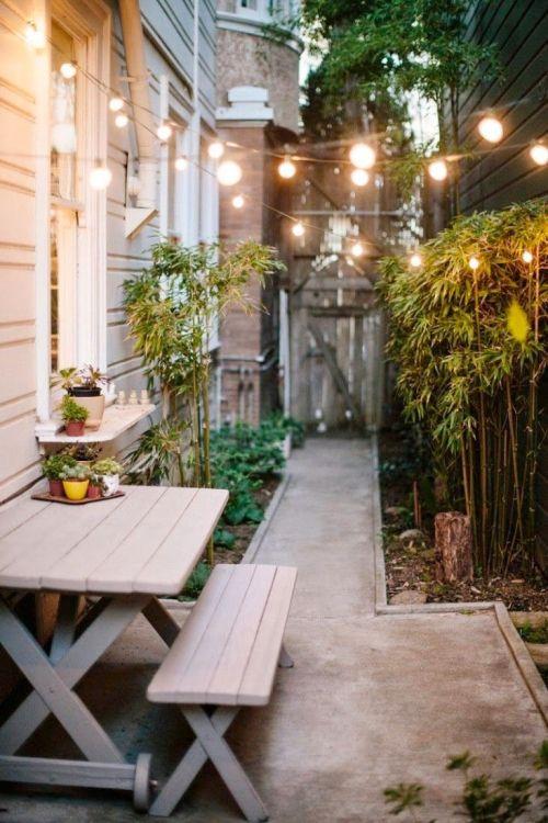 cena en el patio 2