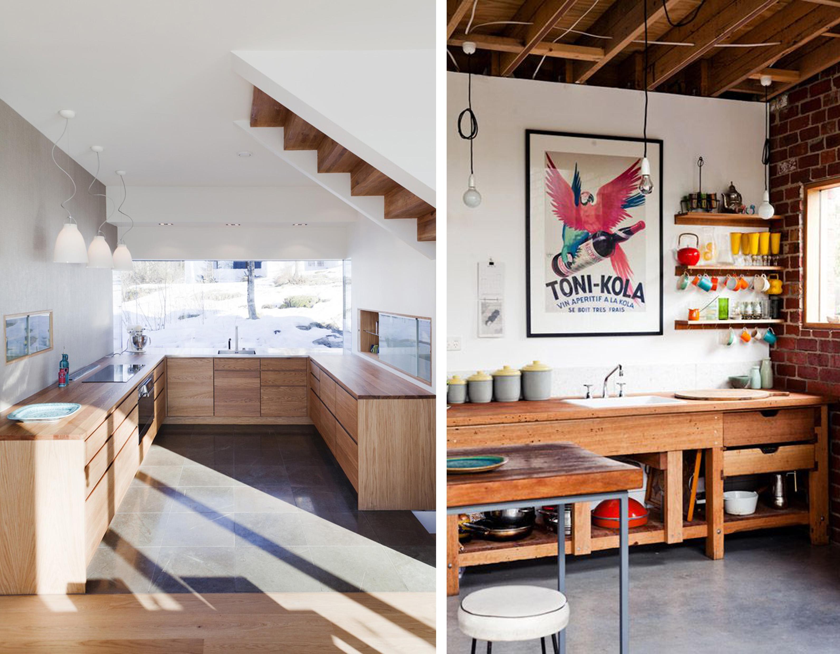 Encimera cocina madera encimera de cocina de madera - Encimeras cocina madera ...