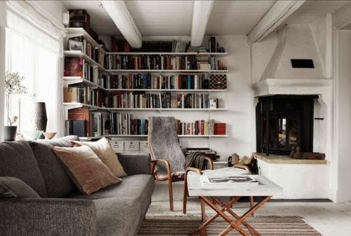 La casa de una artista (10)