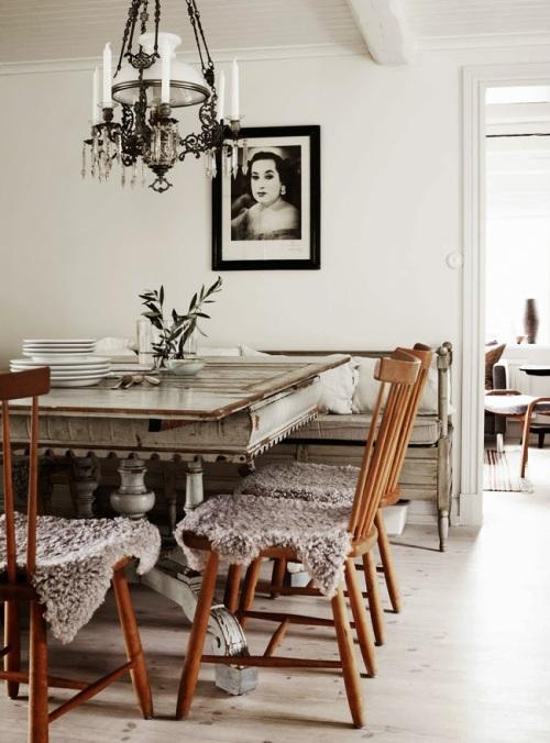 La casa de una artista (11)