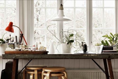La casa de una artista (4)