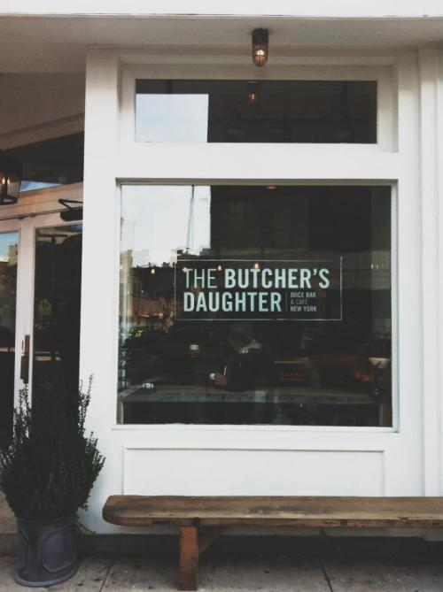 The Butcher's Daughter  (8)