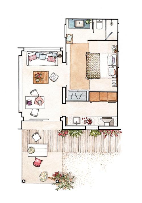 Apartamento en Formentera - El Mueble (4)