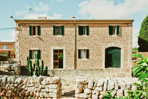 SMS Arquitectos - Casa rural en Mallorca (1)
