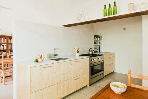 SMS Arquitectos - Casa rural en Mallorca (3)