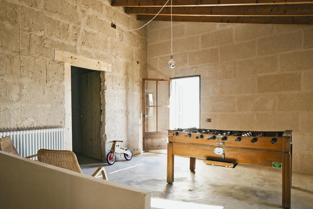 Casa rural en mallorca el tornillo que te falta - Arquitectos mallorca ...
