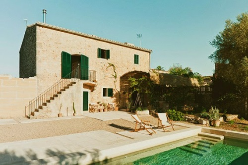 SMS Arquitectos - Casa rural en Mallorca (8)