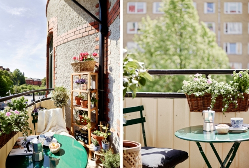 Una casa llena de vida en Göteborg (10)