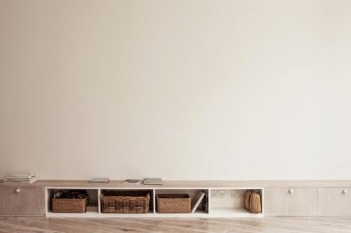 Una casa minimalista (8)