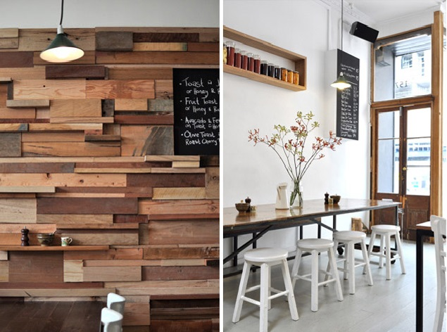 Caf restaurante el tornillo que te falta for Decoracion barras de bar rusticas