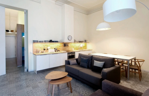 Pau-Claris-Apartment-3-Barcelona-Living-Room