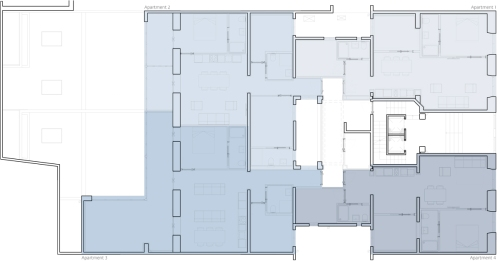 Pau-Claris-Apartments-Plan