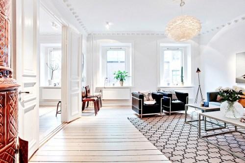 Un espacioso apartamento en Göteborg (11)
